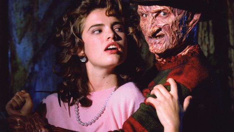 Filmstill aus A Nightmare on Elm Street (1984) von Wes Craven